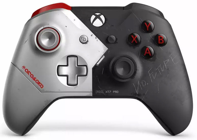 Official Xbox Wireless Controller - Cyberpunk 2077