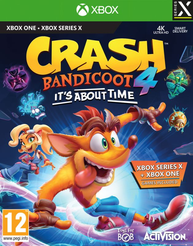 Crash Bandicoot 4: It's About Time (Xbox One)