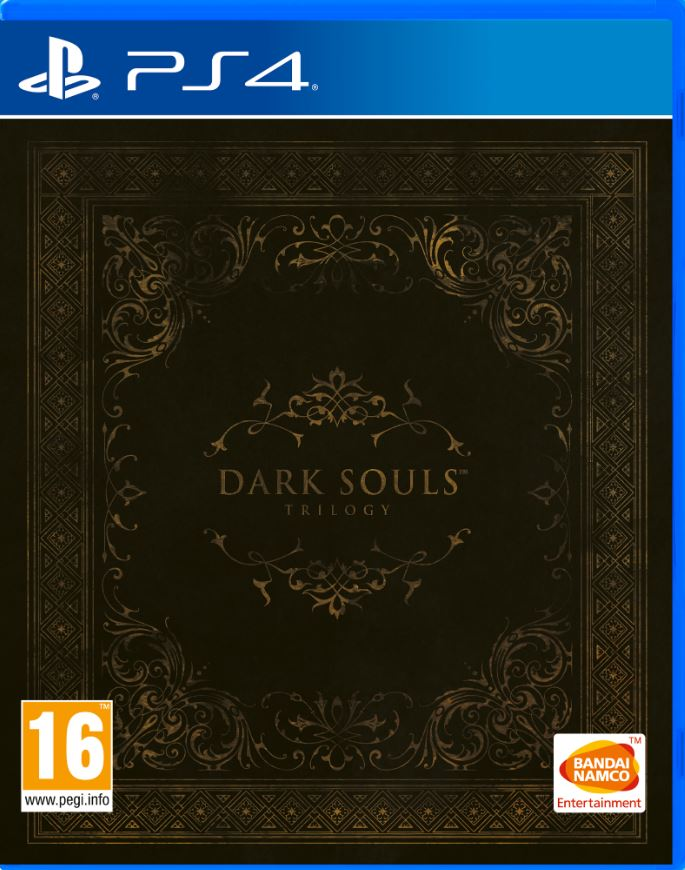 Dark Souls Trilogy (PS4)
