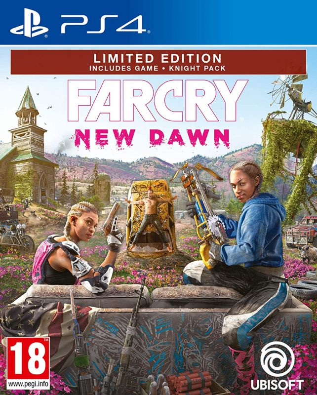 Far Cry: New Dawn - Limited Edition (PS4)