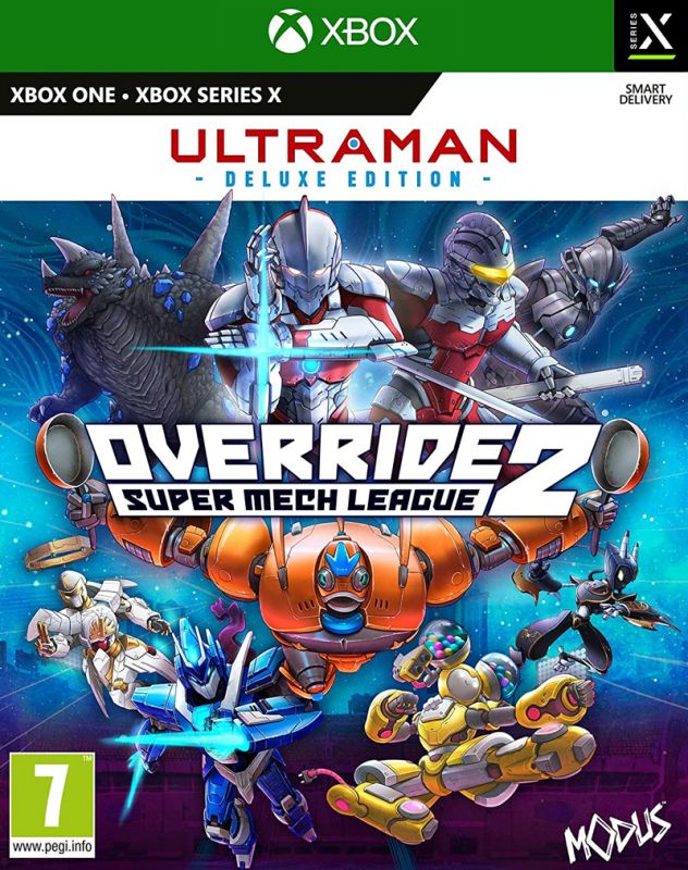 Override 2: Ultraman Deluxe Edition (Xbox One)