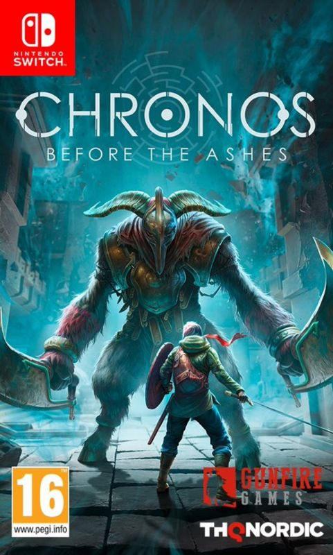 Chronos: Before The Ashes (Switch)