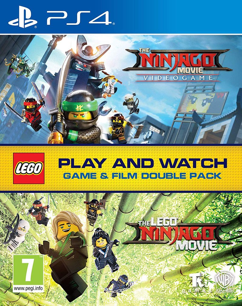 Lego Ninjago Double Pack (PS4)