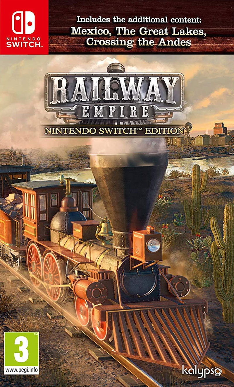 Railway Empire Switch Edition (Switch)