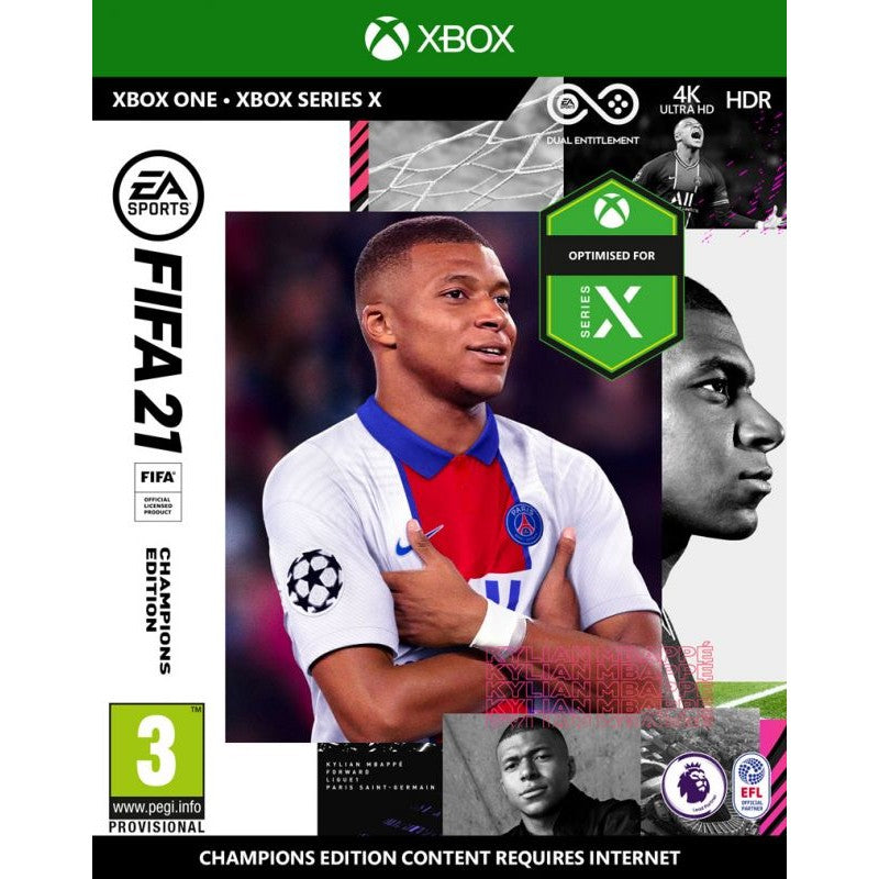 FIFA 21 Champions Edition (Xbox One)