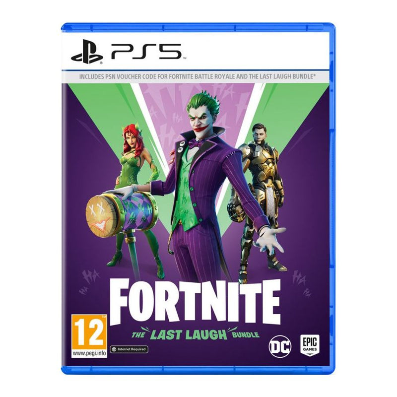 Fortnite 'The Last Laugh' Bundle (PS5)