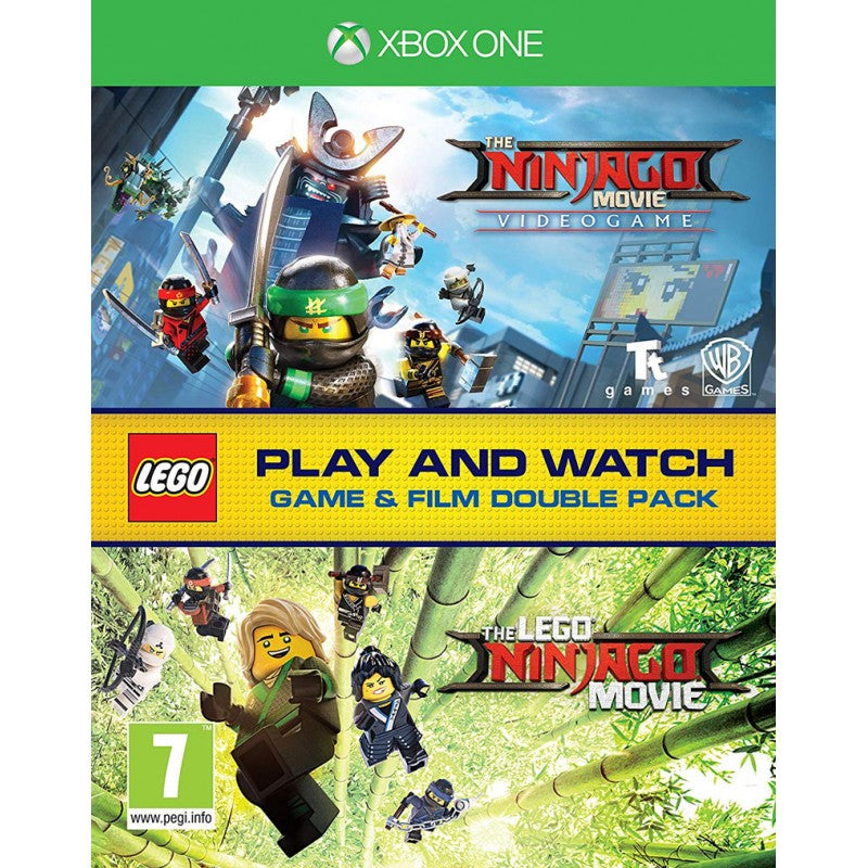 Lego Ninjago Double Pack (Xbox One)