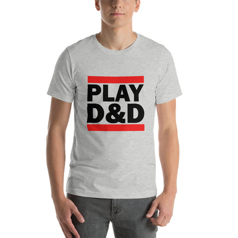 PLAY D&D Unisex T-Shirt