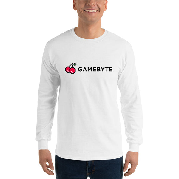 Long Sleeve Unisex GameByte Logo T-Shirt