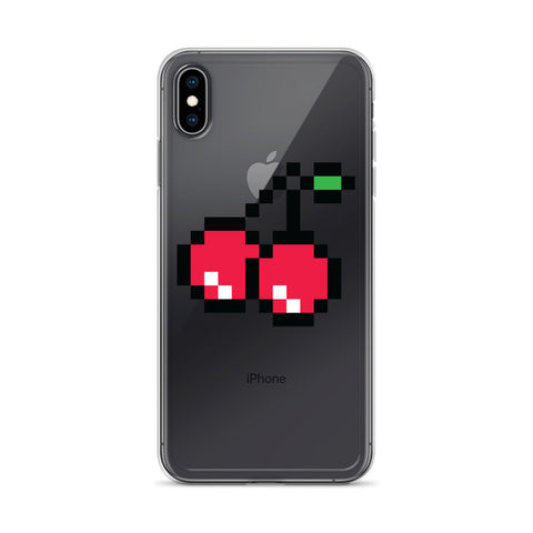 iPhone GameByte Red Cherry Case