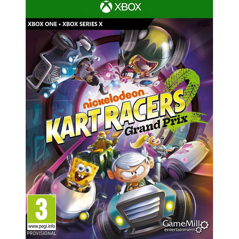 Nickelodeon Kart Racers 2: Grand Prix (Xbox One)