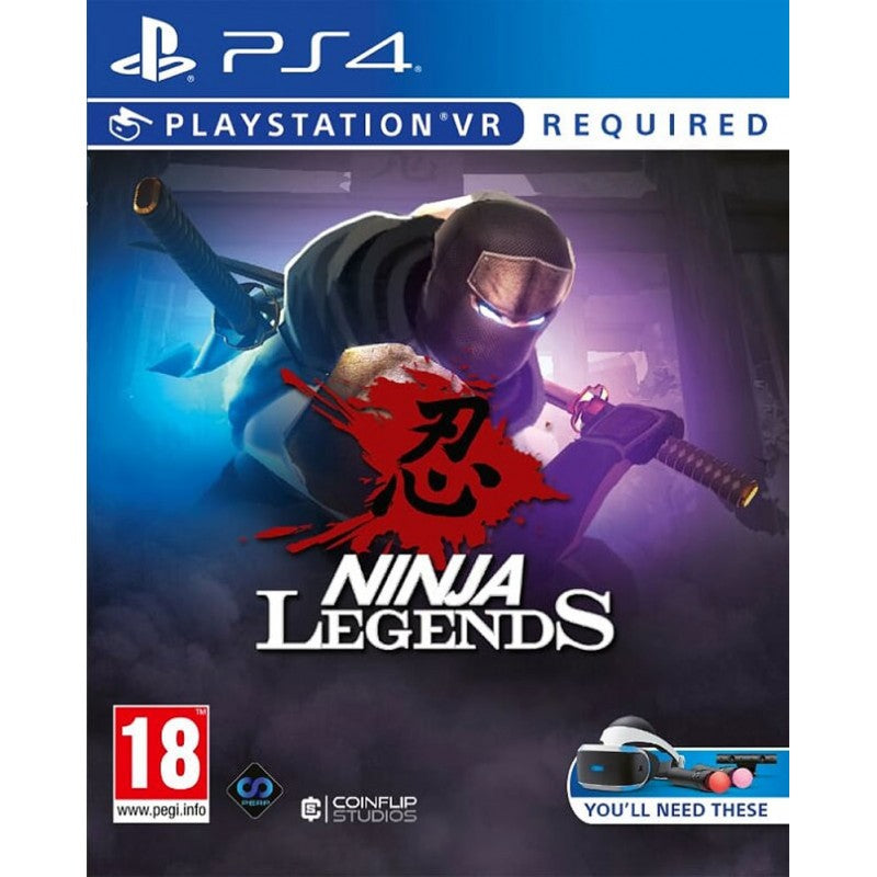 Ninja Legends (PS4 PSVR)