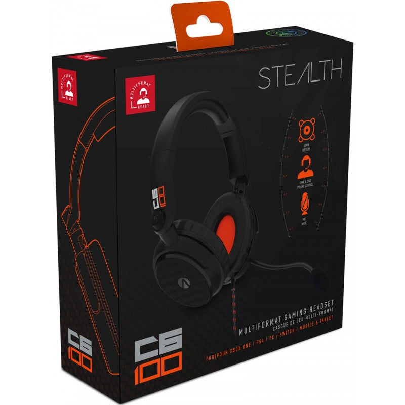 STEALTH C6-100 Stereo Gaming Headset