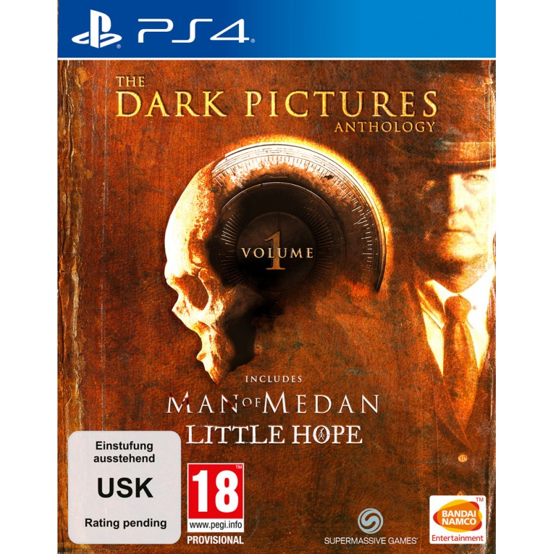 The Dark Pictures Anthology: Volume 1 - Limited Edition (PS4)