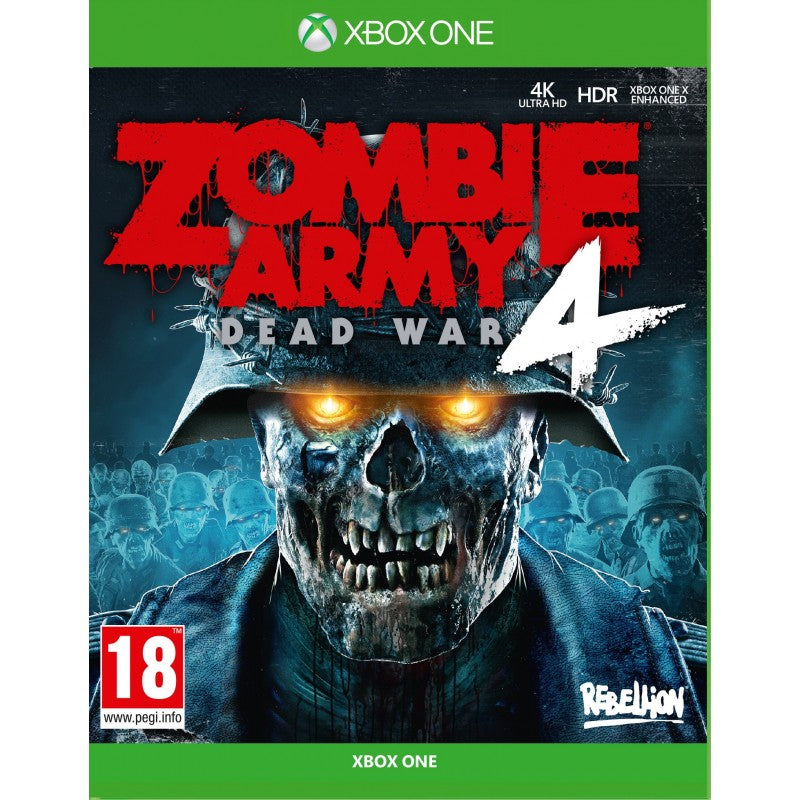 Zombie Army 4: Dead War (Xbox One)