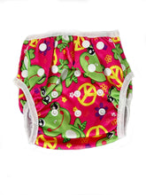 Load image into Gallery viewer, Reusable Size Adjustable Swim Diaper, Swimmers