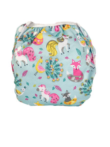Reusable Size Adjustable Swim Diaper, Swimmers