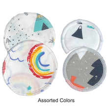 Load image into Gallery viewer, 4pk Reusable Makeup Remover Cotton Round Pads