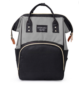Multi-Functional Diaper Bag Backpack
