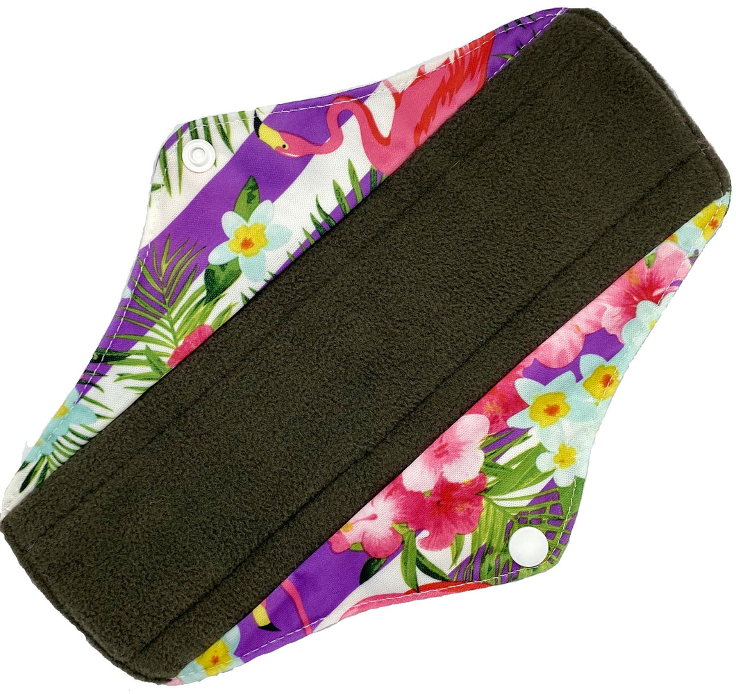 The Floridan Bamboo Charcoal Reusable Menstrual Pad
