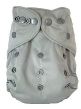Load image into Gallery viewer, Ethel Mae Reusable Size Adjustable Pocket Diaper + Insert