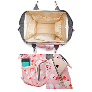Waterproof Multi-Functional Travel Backpack