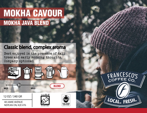 Load image into Gallery viewer, Mokha Cavour - Mokha Java Blend - Classic & Complex