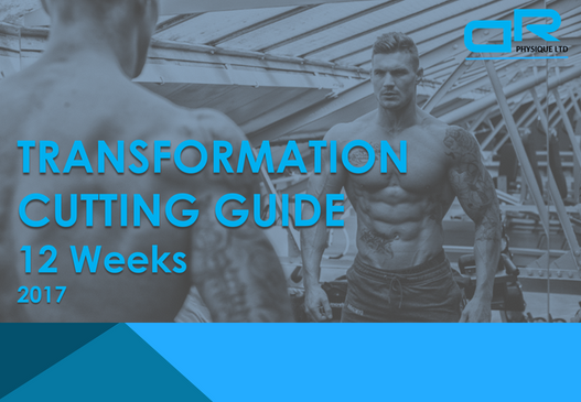 12 Week Cutting Transformation Plan