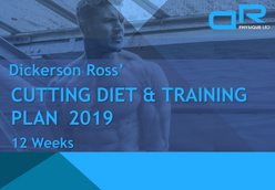 2019 Cutting Diet & Training