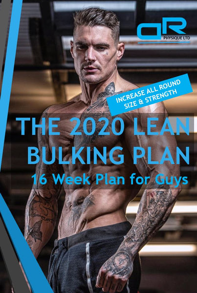 The 2020 Lean Bulking Plan