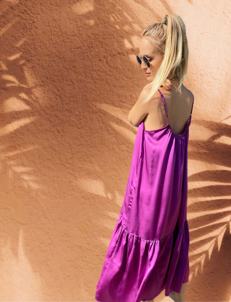 HAWI SILK DRESS