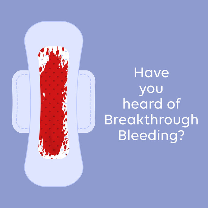 Have you heard of Breakthrough Bleeding?