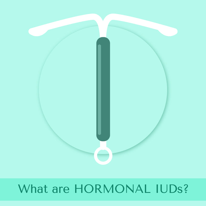 What are HORMONAL IUDs?