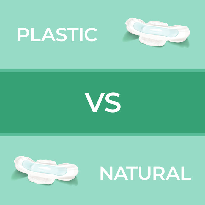 Plastic Vs Natural Sanitary Pads!
