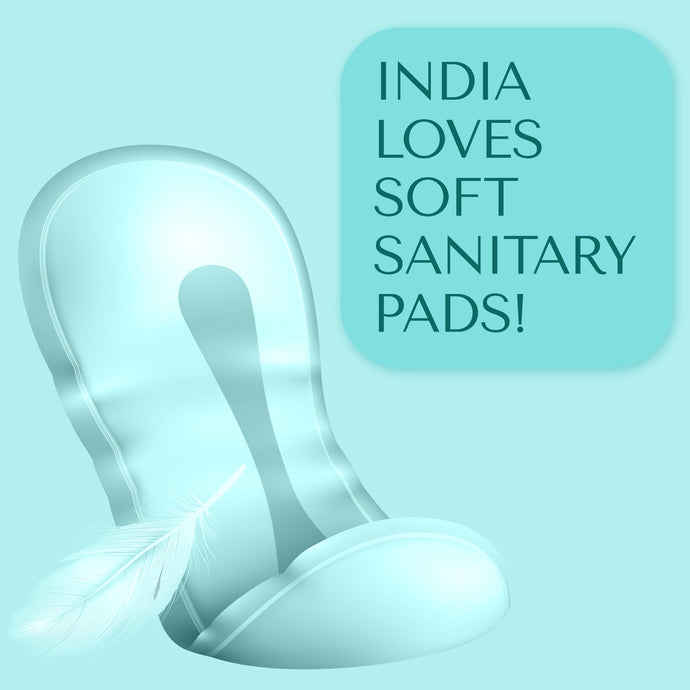 What do women want from a Sanitary Pad? India's Take!