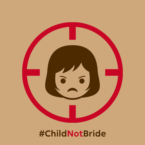 say no to child marriage