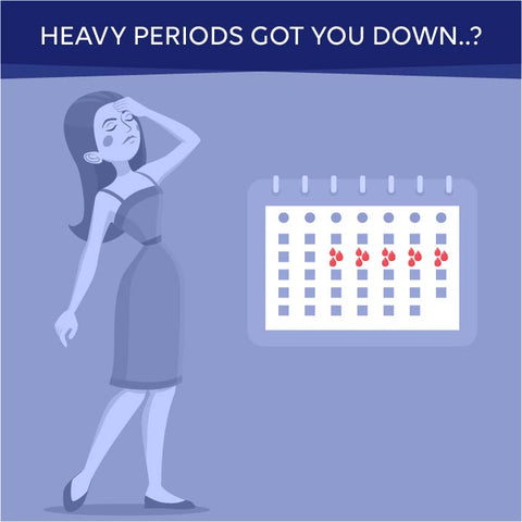 pain due to periods