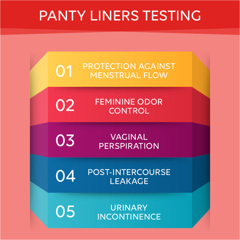 panty liners use