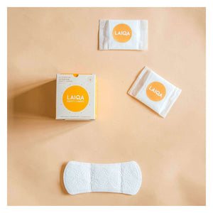 LAIQA Panty Liners - Ultrathin - PL(60) - Buy Online