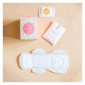 Ultra-Thin Day Pads (10 L Pads)