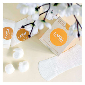 20 ULTRATHIN PANTY LINERS LAIQA