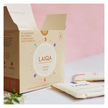 Load image into Gallery viewer, LAIQA Sanitary Pads - Day Pads+Night Pads  - Cotton Pads - Buy Online