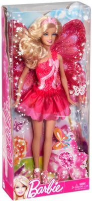 Papusa Barbie Zana Fluture Mattel