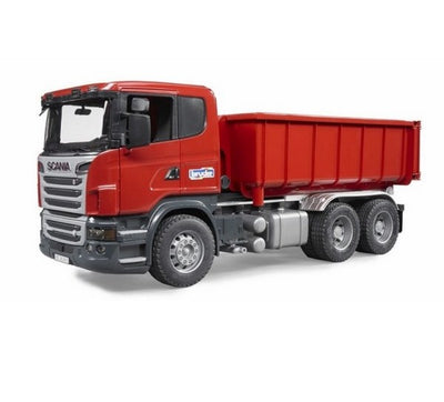 Camion Scania cu container Bruder® BR7 03522