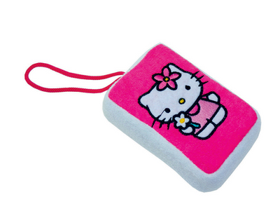 Burete de baie Hello Kitty