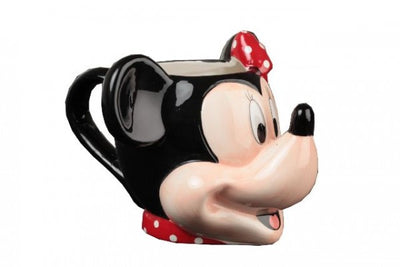 Cana 3D Minnie Mouse