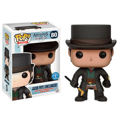 Figurina din vinil Funko POP!® 80 Assassin's Creed Syndicate Jacob Frye UNLOACKED