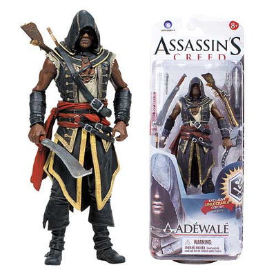 Figurina Adewale Assassin's Creed® Series 2