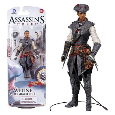 Figurina Aveline de Grandpre Assassin's Creed® Seria 2