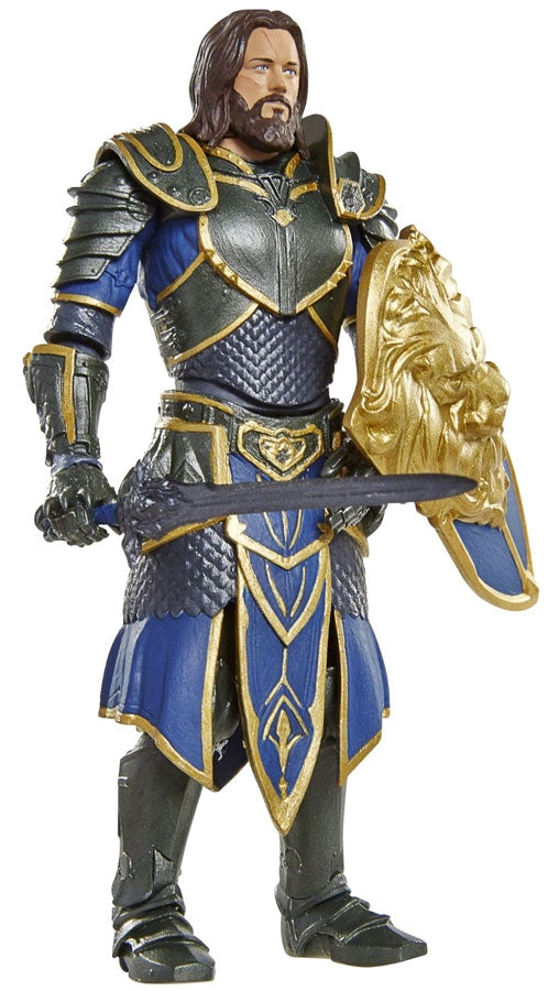 Figurina Lothar World of Warcraft™ 15cm